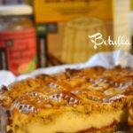 Crostata Ripiena di Budino e Confettura