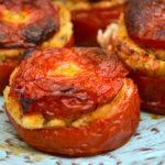 Pomodori ripieni di magro di Mère Brazier