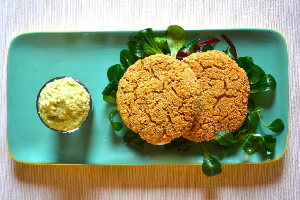 Burger Quinoa&Ceci5
