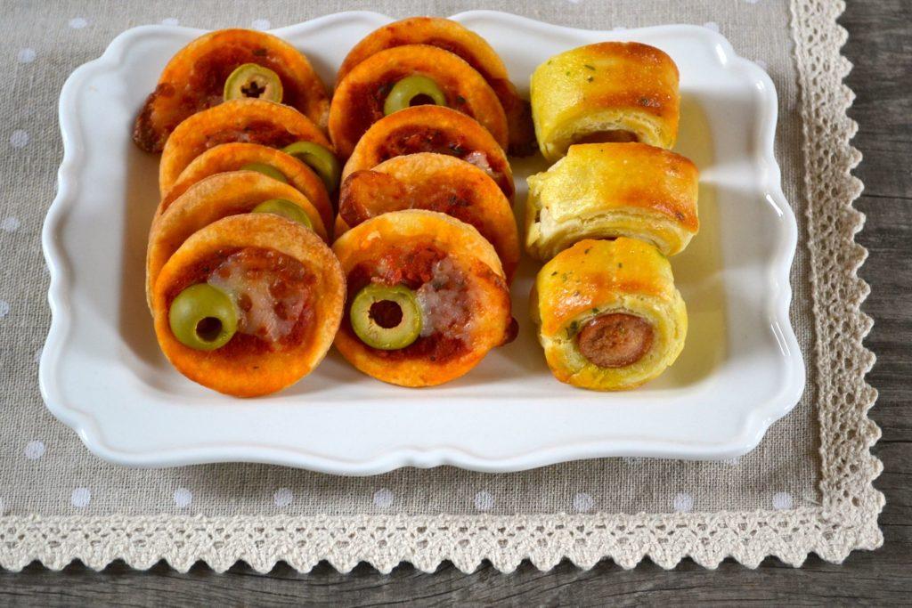 Salatini (con Sfoglia di Ricotta)