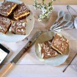 Chocolate Mousse Brownies di Tiziana Ricciardi