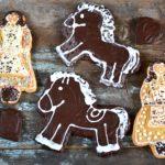 Pupa e Cavallo (dolci pasquali abruzzesi)