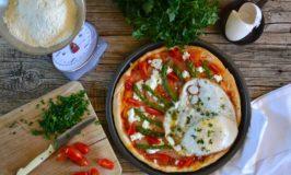 Pizza in teglia di Alessandra Giovanile