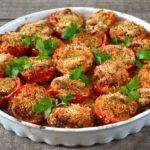 Pomidoro all'italiana da Il cuoco galante 1773