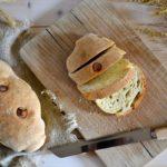 Pane di montagna di Ida e Dino (per forno a legna e forno elettrico)
