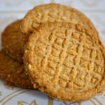 Mrs.Patmore's Rosemary Oat Crackers