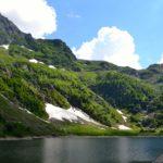 Lago delle Rovine Valle Gesso