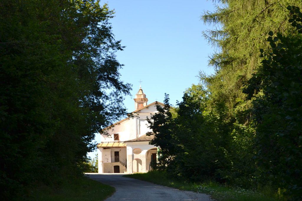 Madonna del Colletto Valdieri