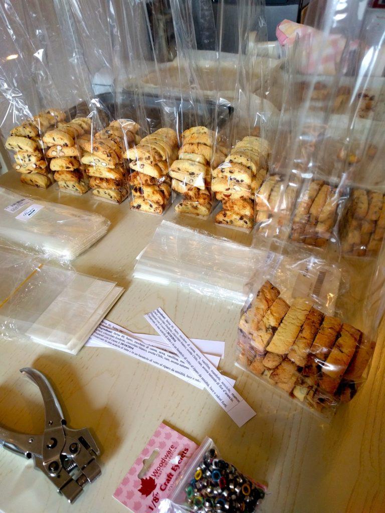 Idee Per Confezionare Biscotti Di Natale.Idee Per Confezionare I Biscotti Fatti In Casa
